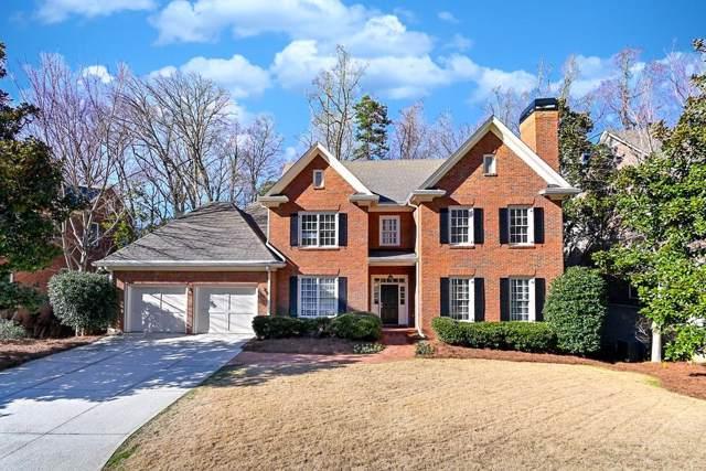 2857 Payton Oaks Drive NE, Atlanta, GA 30345 (MLS #6674149) :: Rock River Realty