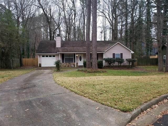 9054 Southcrest Ct. Court, Jonesboro, GA 30238 (MLS #6674153) :: North Atlanta Home Team