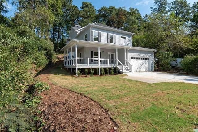 148 Oxbo Road, Roswell, GA 30075 (MLS #6674175) :: Rock River Realty