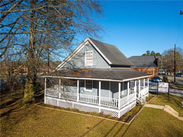 706 South Broad Street, Monroe, GA 30655 (MLS #6674183) :: Kennesaw Life Real Estate