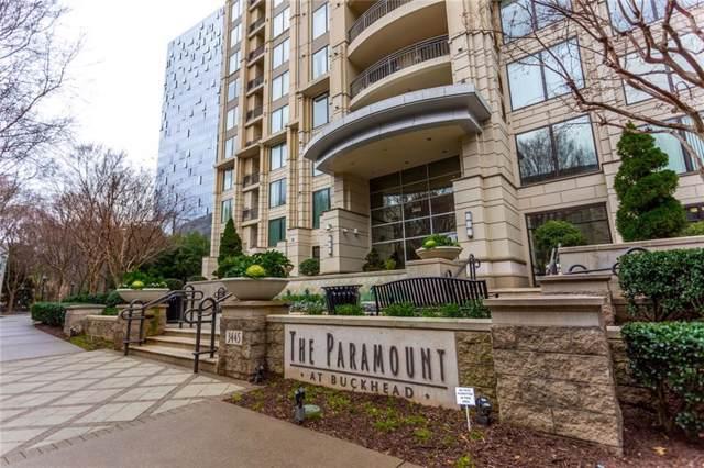 3445 Stratford Road NE #3102, Atlanta, GA 30326 (MLS #6674248) :: Kennesaw Life Real Estate