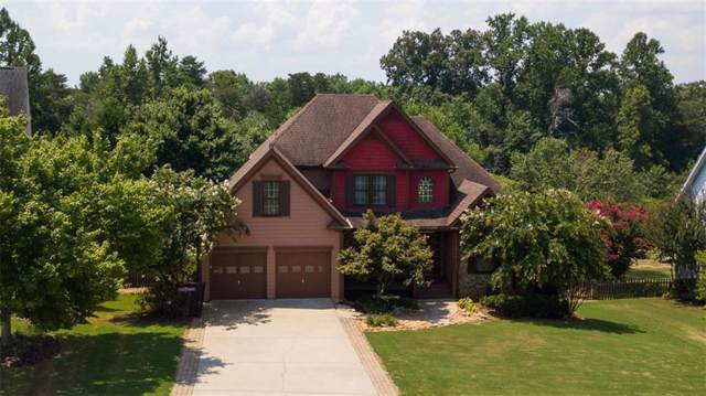 8505 Woodland View Drive, Gainesville, GA 30506 (MLS #6674257) :: MyKB Partners, A Real Estate Knowledge Base