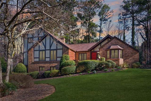 6165 Weatherly Drive, Sandy Springs, GA 30328 (MLS #6674332) :: Compass Georgia LLC