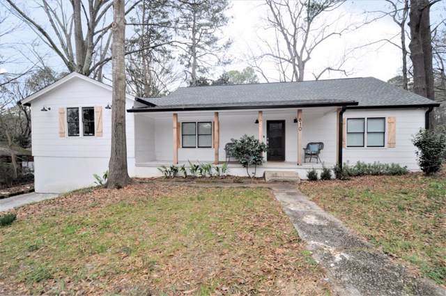 610 Ivy Road, Pine Lake, GA 30072 (MLS #6674352) :: North Atlanta Home Team