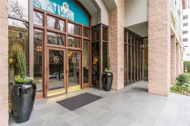 275 13th Street NE #506, Atlanta, GA 30309 (MLS #6674429) :: RE/MAX Prestige