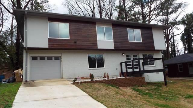 2862 SE Cloverleaf Drive SE, Atlanta, GA 30316 (MLS #6674467) :: RE/MAX Paramount Properties