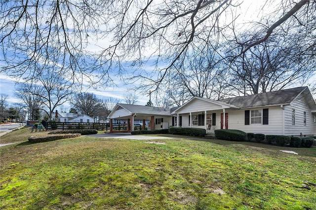 152 Marietta Street, Alpharetta, GA 30009 (MLS #6674533) :: North Atlanta Home Team