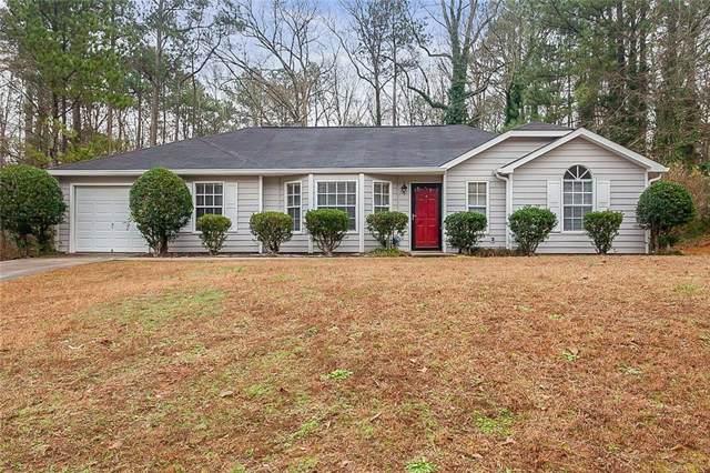 4950 Brookstone Parkway, Ellenwood, GA 30294 (MLS #6674557) :: RE/MAX Paramount Properties