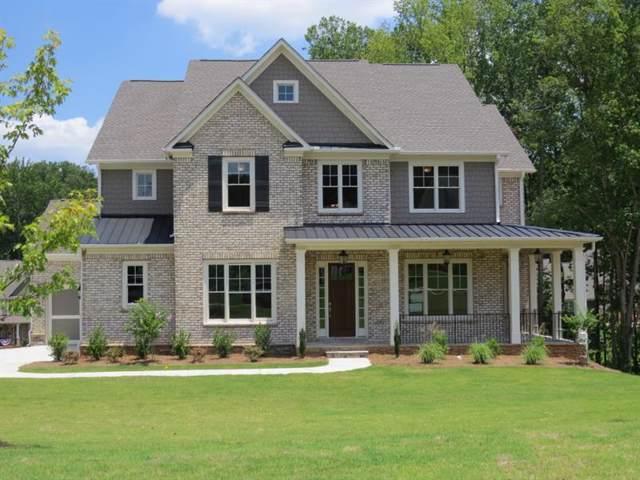 1370 Kings Park Drive, Kennesaw, GA 30152 (MLS #6674624) :: North Atlanta Home Team