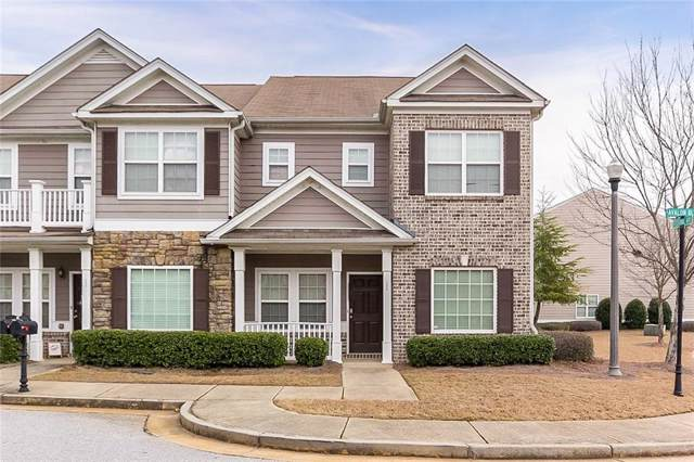 7578 Avalon Boulevard #201, Fairburn, GA 30213 (MLS #6674639) :: The Cowan Connection Team