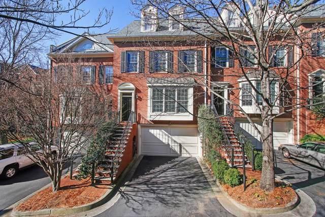 1735 Peachtree Street NE #619, Atlanta, GA 30309 (MLS #6674679) :: Rich Spaulding