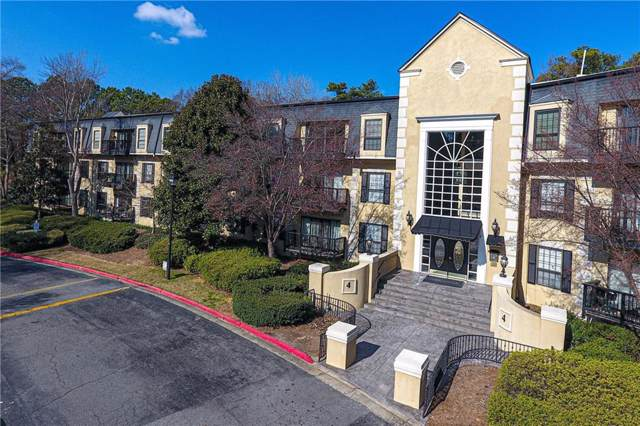 4108 Pine Heights Drive NE, Atlanta, GA 30324 (MLS #6674689) :: RE/MAX Prestige