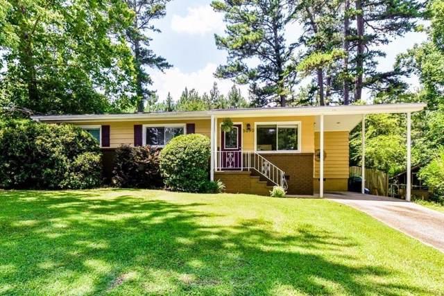3090 Flamingo Drive, Decatur, GA 30033 (MLS #6674713) :: RE/MAX Paramount Properties
