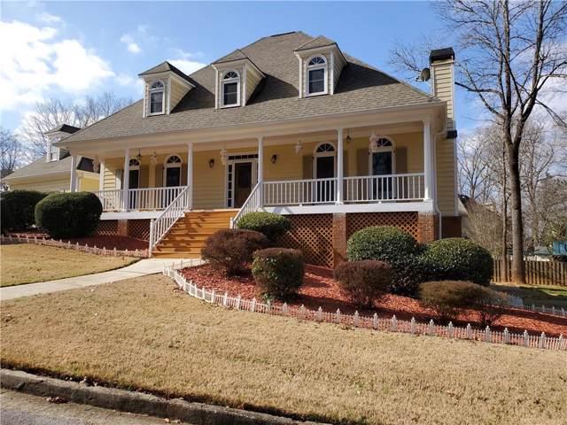 7450 Waters Edge Drive, Stone Mountain, GA 30087 (MLS #6674750) :: MyKB Partners, A Real Estate Knowledge Base
