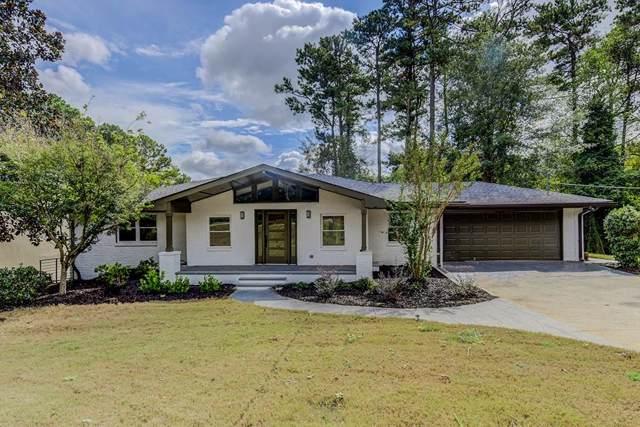 2439 Henderson Mill Road NE, Atlanta, GA 30345 (MLS #6674756) :: Rock River Realty