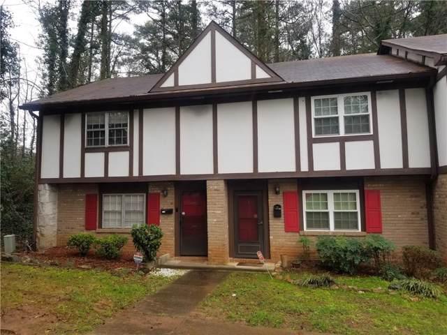 1301 Wamsley Way, Stone Mountain, GA 30083 (MLS #6674812) :: The Heyl Group at Keller Williams