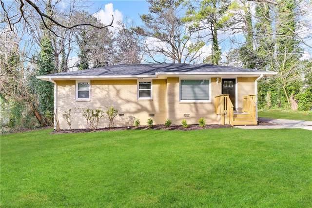 3531 Tulip Drive, Decatur, GA 30032 (MLS #6674821) :: MyKB Partners, A Real Estate Knowledge Base