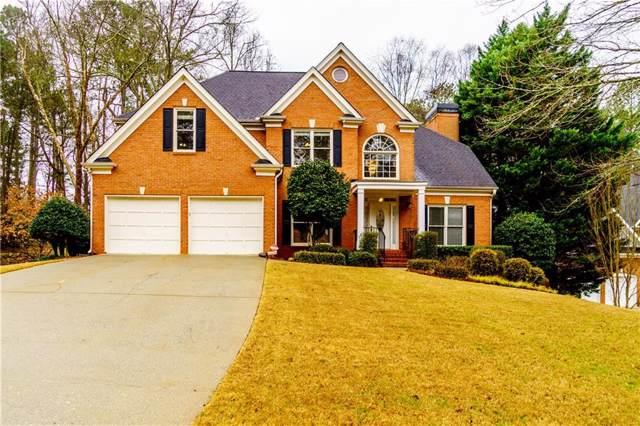 3060 Walnut Creek Drive, Alpharetta, GA 30005 (MLS #6674822) :: North Atlanta Home Team