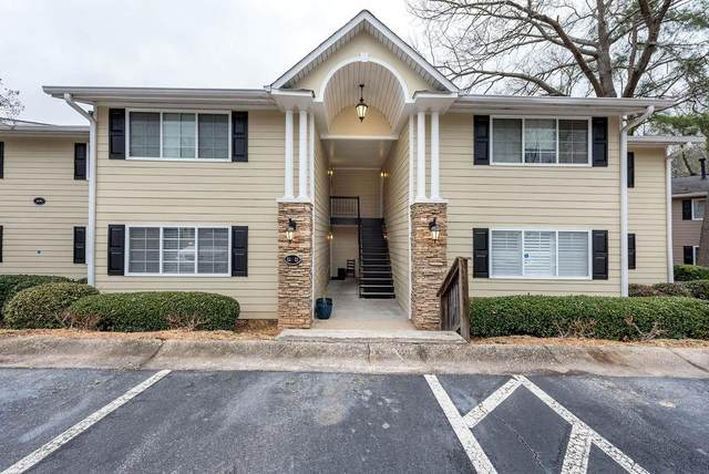 1468 Briarwood Road NE #509, Brookhaven, GA 30319 (MLS #6674839) :: North Atlanta Home Team
