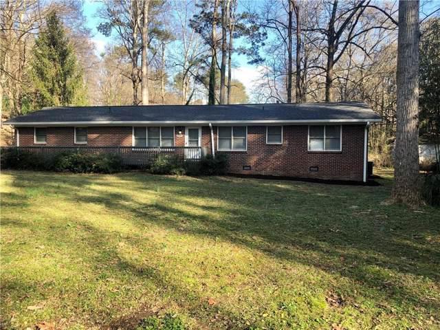 6739 S Dillon Road, Austell, GA 30168 (MLS #6674915) :: Good Living Real Estate