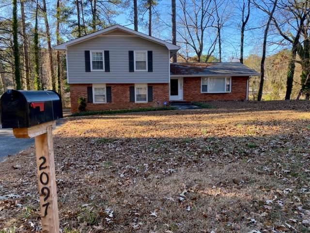 2097 Rollingview Drive, Decatur, GA 30032 (MLS #6674976) :: RE/MAX Paramount Properties