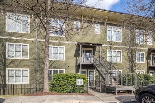 1195 Milton Terrace SE #5203, Atlanta, GA 30315 (MLS #6675024) :: The North Georgia Group