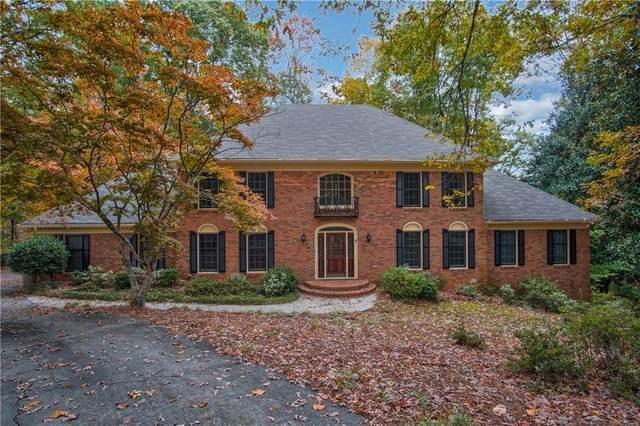 1863 Kanawha Drive, Smoke Rise, GA 30087 (MLS #6675114) :: North Atlanta Home Team