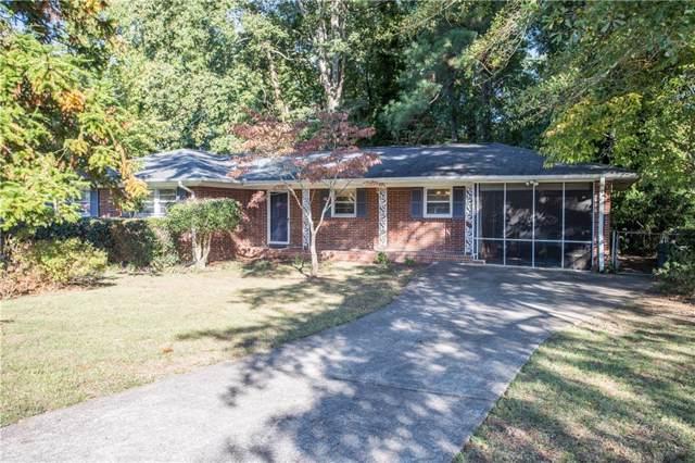 6542 Debbie Sue Lane, Morrow, GA 30260 (MLS #6675118) :: North Atlanta Home Team