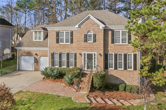 2910 Katy Lane SW, Marietta, GA 30064 (MLS #6675160) :: Rich Spaulding