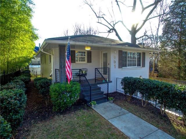 1651 Wade Avenue NE, Atlanta, GA 30317 (MLS #6675229) :: North Atlanta Home Team