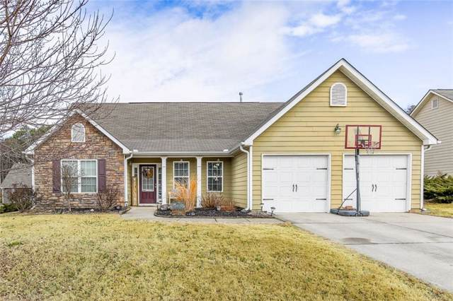 269 Red Hawk Drive, Dawsonville, GA 30534 (MLS #6675251) :: RE/MAX Paramount Properties