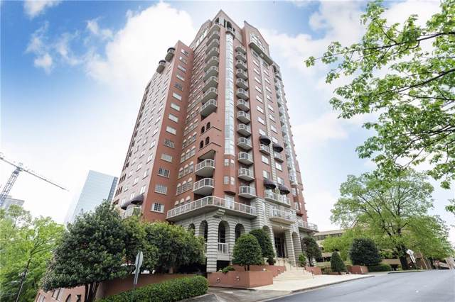 3435 Kingsboro Road NE #1404, Atlanta, GA 30326 (MLS #6675257) :: Rich Spaulding