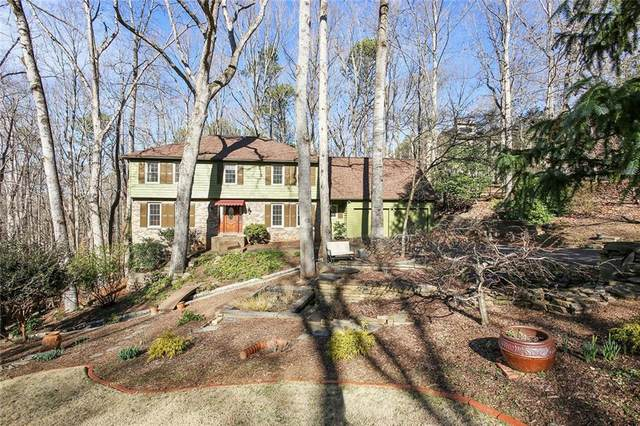 1650 Branch Valley Drive, Roswell, GA 30076 (MLS #6675287) :: RE/MAX Paramount Properties