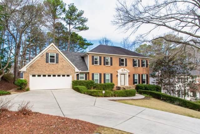 3659 Allenhurst Drive, Peachtree Corners, GA 30092 (MLS #6675327) :: North Atlanta Home Team