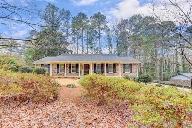 535 Brandy Creek Circle, Lawrenceville, GA 30046 (MLS #6675372) :: Rock River Realty