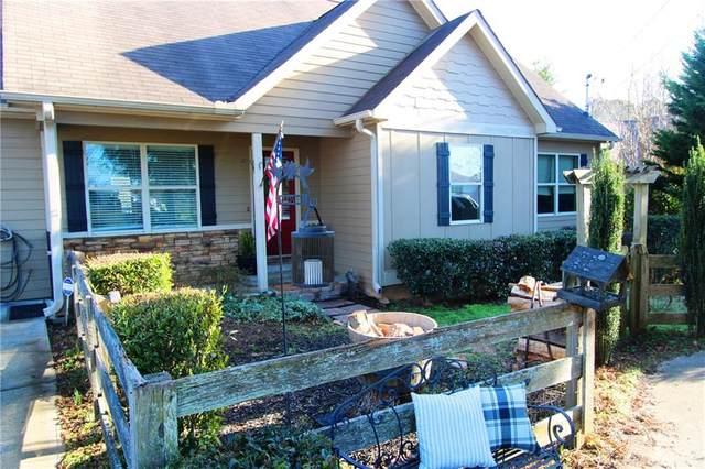 242 Northridge Road, Ball Ground, GA 30107 (MLS #6675384) :: Path & Post Real Estate