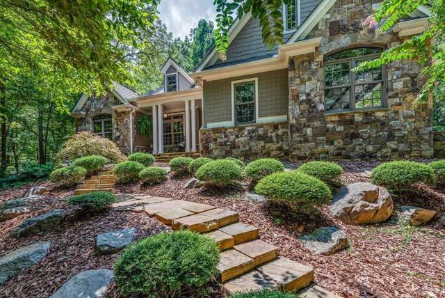 175 N North Harris Creek Drive, Ellijay, GA 30540 (MLS #6675402) :: The Heyl Group at Keller Williams