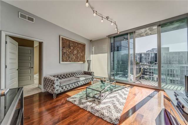 1080 Peachtree Street NE #904, Atlanta, GA 30309 (MLS #6675498) :: North Atlanta Home Team