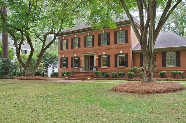1740 W Sussex Road NE, Atlanta, GA 30306 (MLS #6675509) :: Compass Georgia LLC