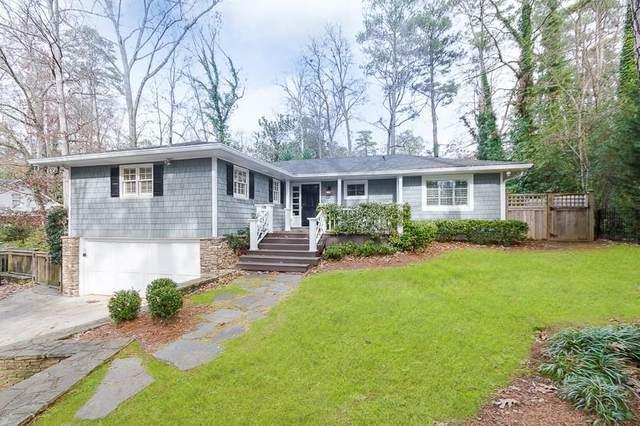 4390 Carmain Drive, Atlanta, GA 30342 (MLS #6675518) :: Rock River Realty