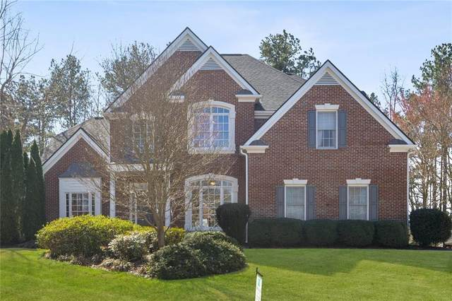 4213 Rockpoint Drive NW, Kennesaw, GA 30152 (MLS #6675607) :: Path & Post Real Estate