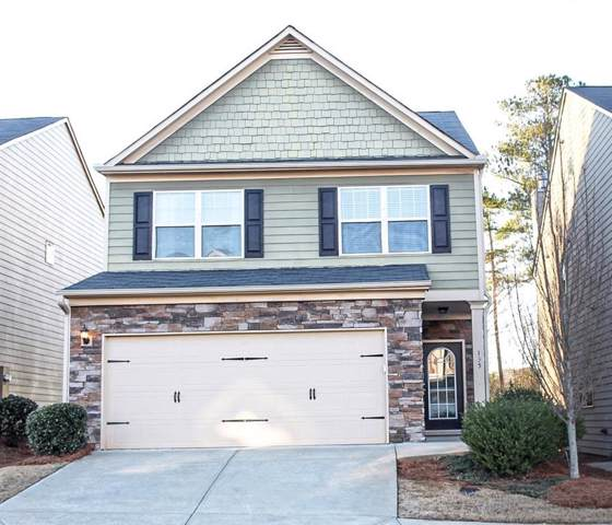 135 Village Trail, Woodstock, GA 30188 (MLS #6675616) :: RE/MAX Paramount Properties