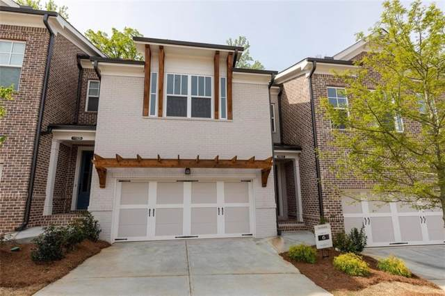 3797 Knox Park Overlook #33, Duluth, GA 30097 (MLS #6675621) :: North Atlanta Home Team