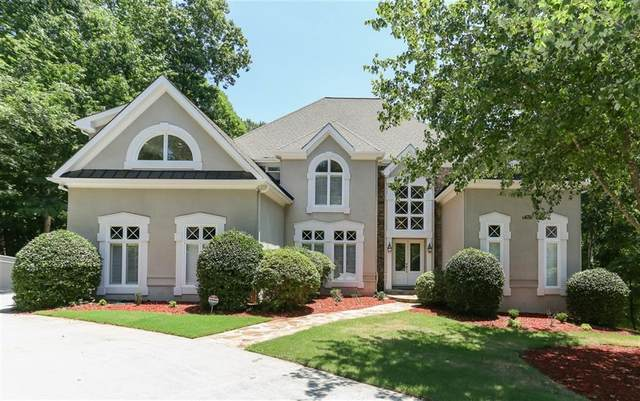 8265 Sentinae Chase Drive, Roswell, GA 30076 (MLS #6675680) :: Good Living Real Estate