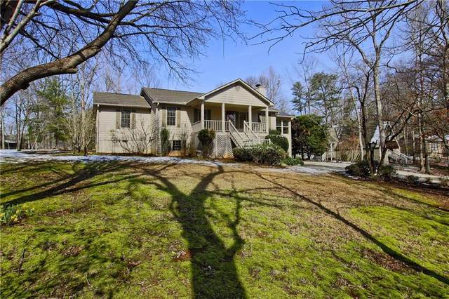 56 Lake View Trace, Jasper, GA 30143 (MLS #6675750) :: The Zac Team @ RE/MAX Metro Atlanta