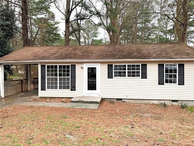 711 Blueridge Drive, Forest Park, GA 30297 (MLS #6675768) :: RE/MAX Paramount Properties