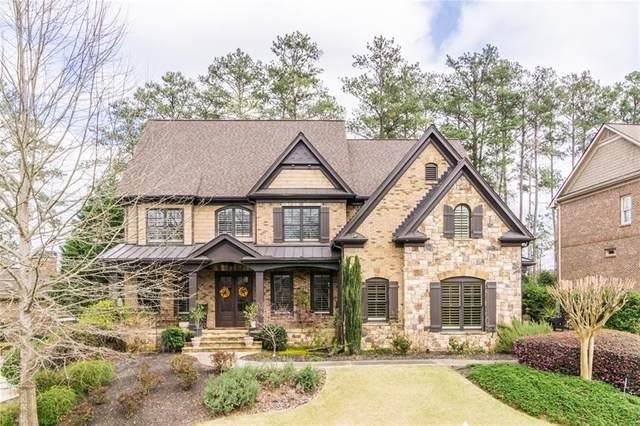 111 Fernwood Drive, Woodstock, GA 30188 (MLS #6675776) :: Path & Post Real Estate