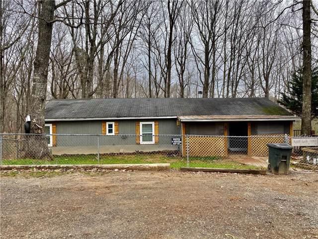 379 Beaver Ridge Road, Jasper, GA 30143 (MLS #6675818) :: Path & Post Real Estate