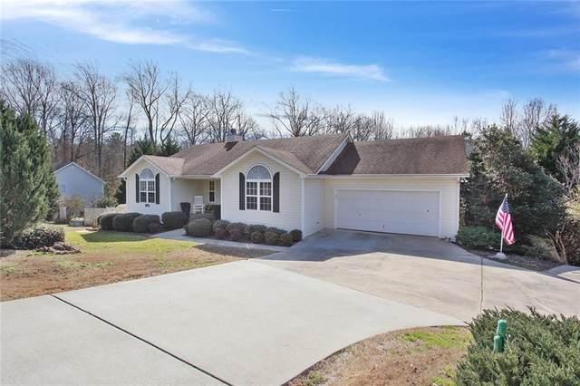 335 Hickory Bluff, Braselton, GA 30517 (MLS #6675847) :: North Atlanta Home Team