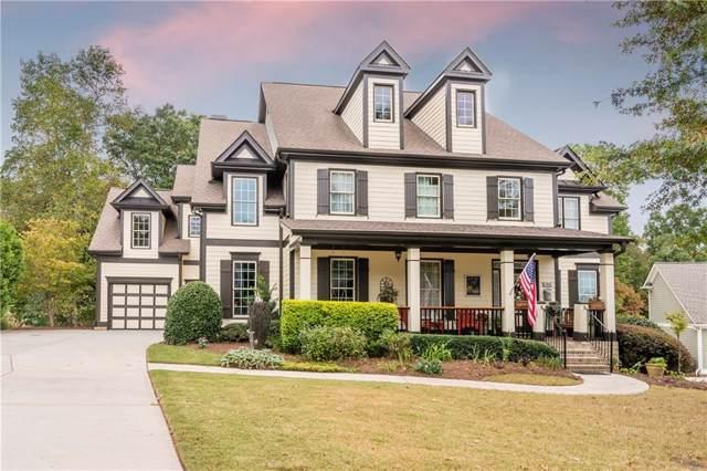 506 Black Canyon Park, Canton, GA 30114 (MLS #6675859) :: RE/MAX Paramount Properties